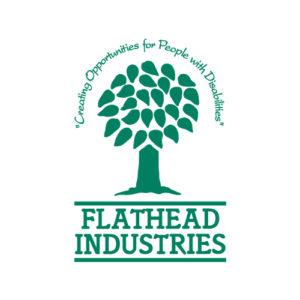 Flathead Industries Logo