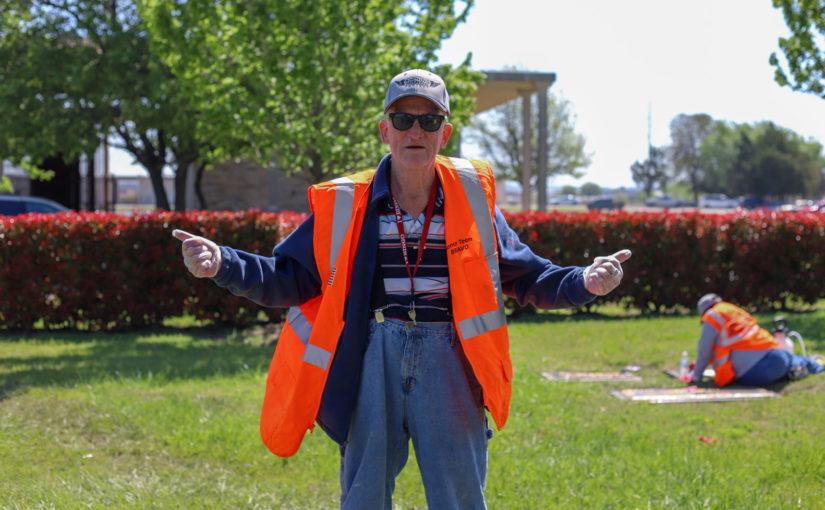 A Shining Honor Project Oklahoma Team member