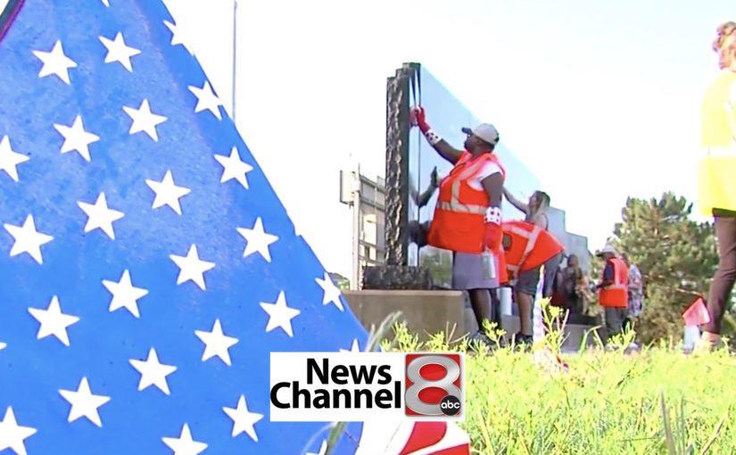 Shining Honor pays tribute ahead of Memorial Day – Channel 8