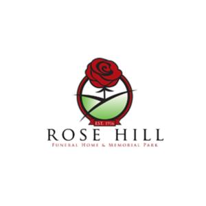 Rose Hill Cemetery Tulsa Logo