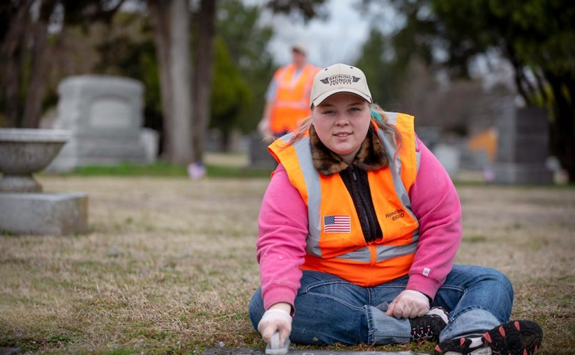 Meet Oklahoma Honor Team member, Cheyenne from a New Leaf the Shining Honor Project