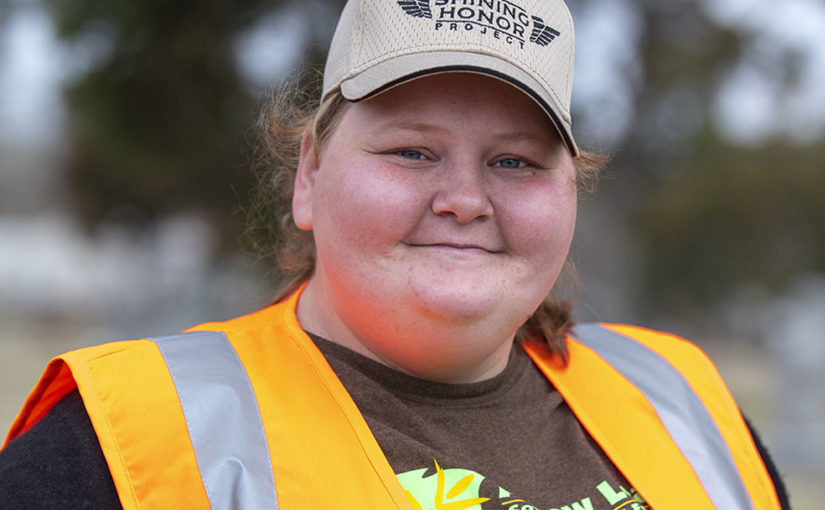 Meet Oklahoma Honor Team member, Kim from A New Leaf Shining Honor Project