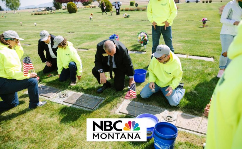 Daines, Gianforte thank Shining Honor Project workers – NBC Montana