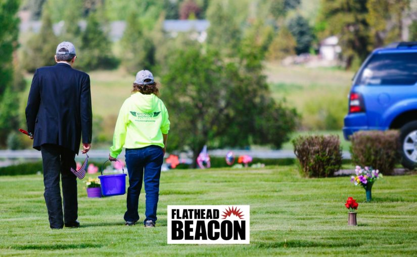 Veterans' Headstone Cleaning – Flathead Beacon