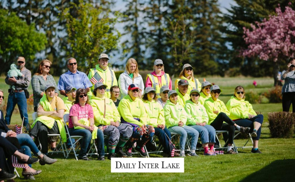 Newspaper Feature - The Daily Inter Lake