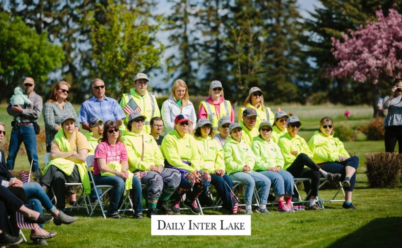 Newspaper Feature – The Daily Inter Lake