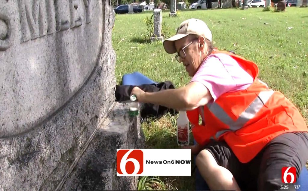 Tulsa's News on 6 Covers The Shining Honor Project