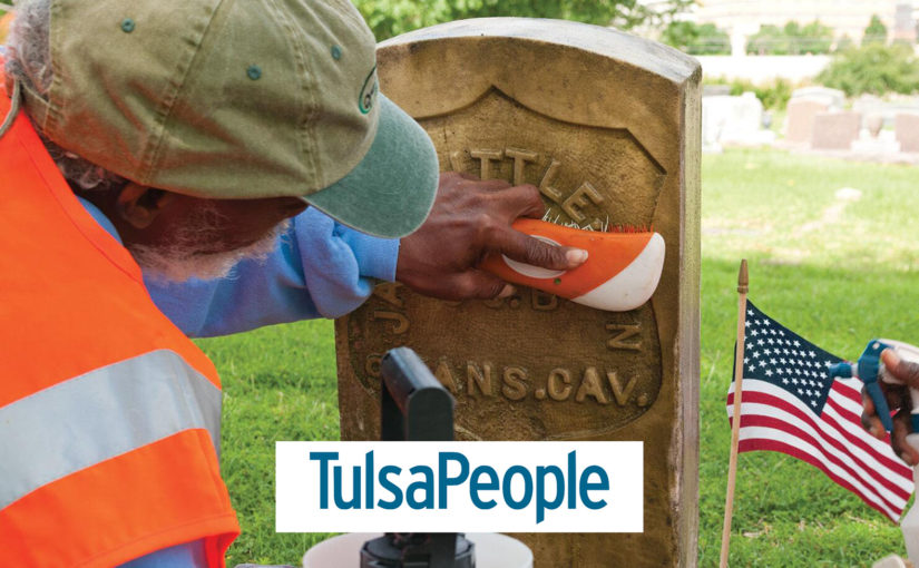 Tulsa People Features The Shining Honor Project